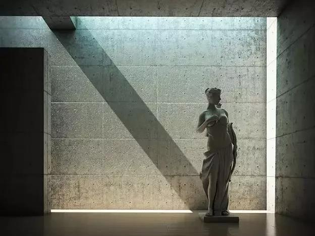 在光影变化中感知时间 大仓设计